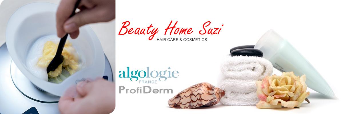 Посетете козметичният ни салон Beauty Home Suzi
