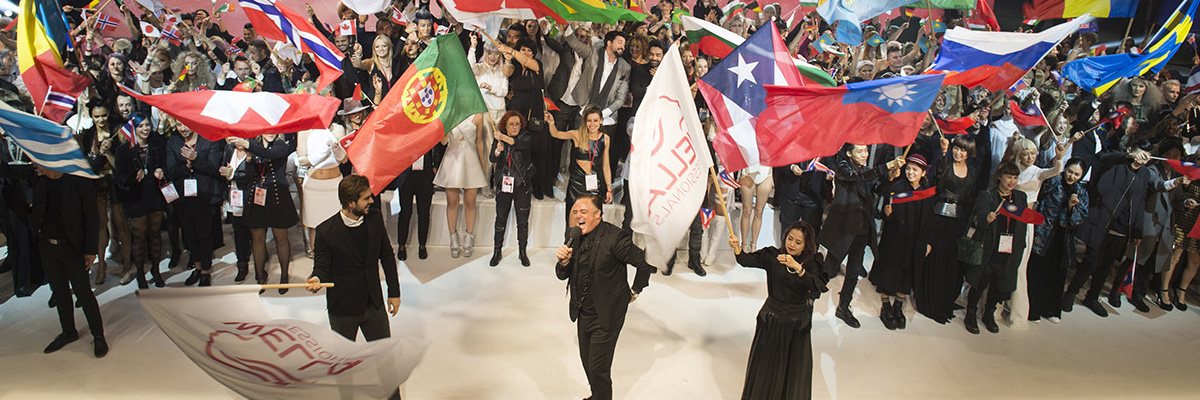 Сурпик Нишанян от Salon Suzi Пловдив представи България на Wella Professionals TrendVision 2015